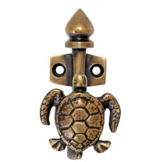 Brass Hook Turtle