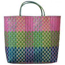 Carry All Woven Tote Bag Pixie