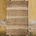 Mekong River Doormat - 60cm x 90cm - Seagrass, Water Hyacinth and Corn Husk Natural Fibre - DM01