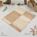 Paddle Field Area Rug - Water Hyacinth and Corn Husk leaf - 150cm x 180cm - AR3