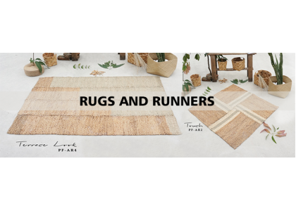 Rugs, Mats and Baskets - Ready to Ship Now
